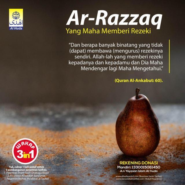 Ar-Razzaq Al-Huda