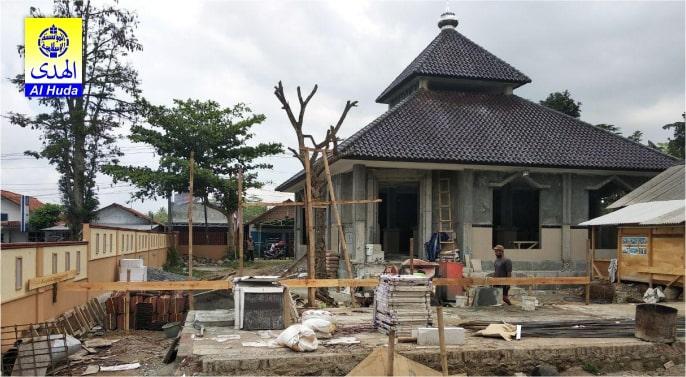 slider pembangunan masjid yayasan islam al huda 2-min
